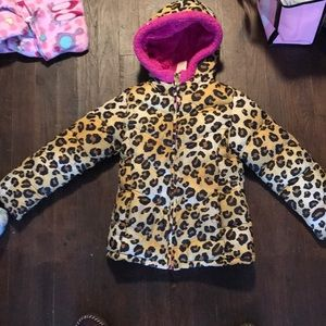 Girls 6x winter jacket